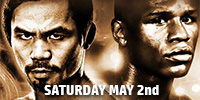 mayweather v pacquiao saturday may 2